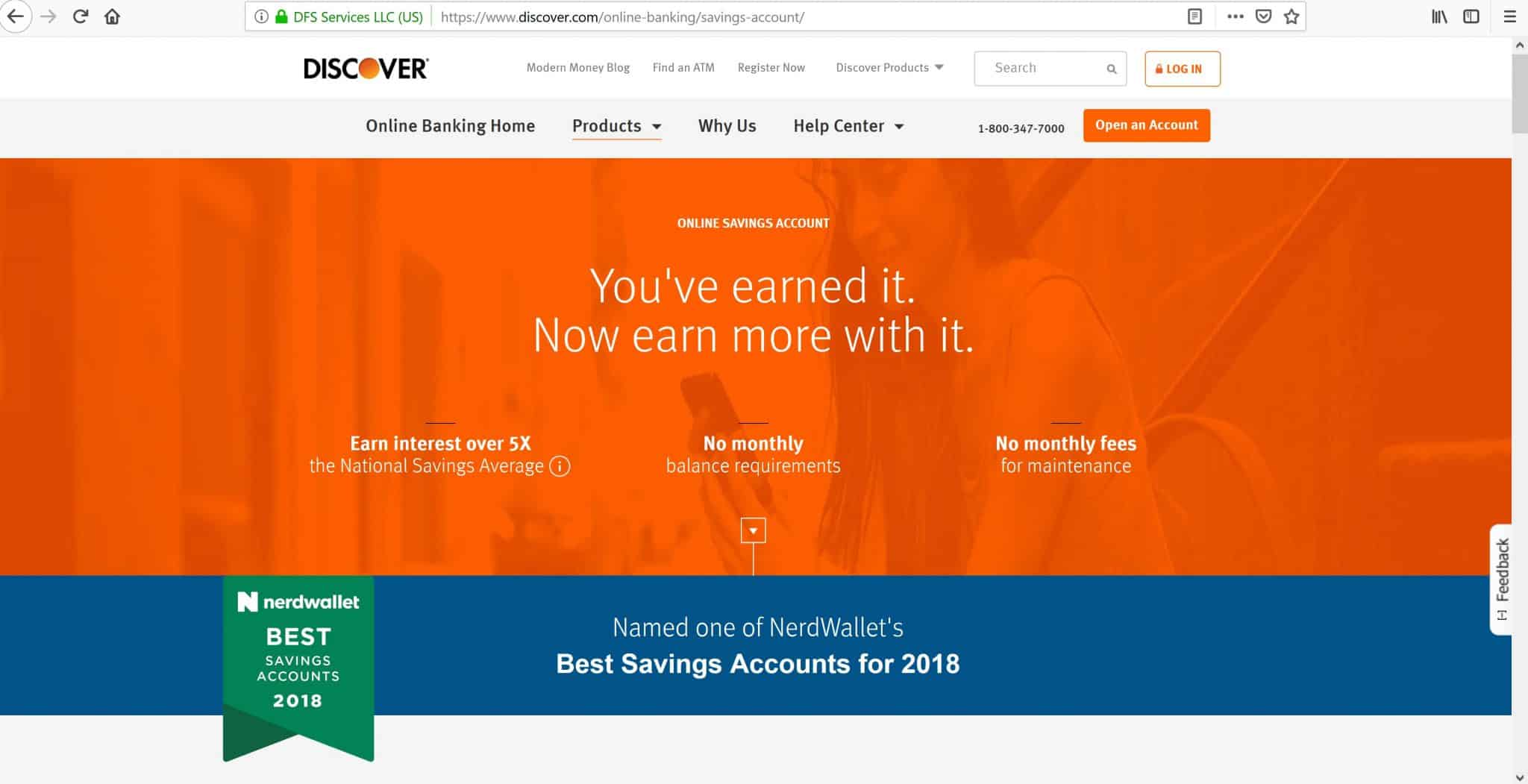 Online Savings Account >> 5 Best Online Savings Accounts With High Interest Rates