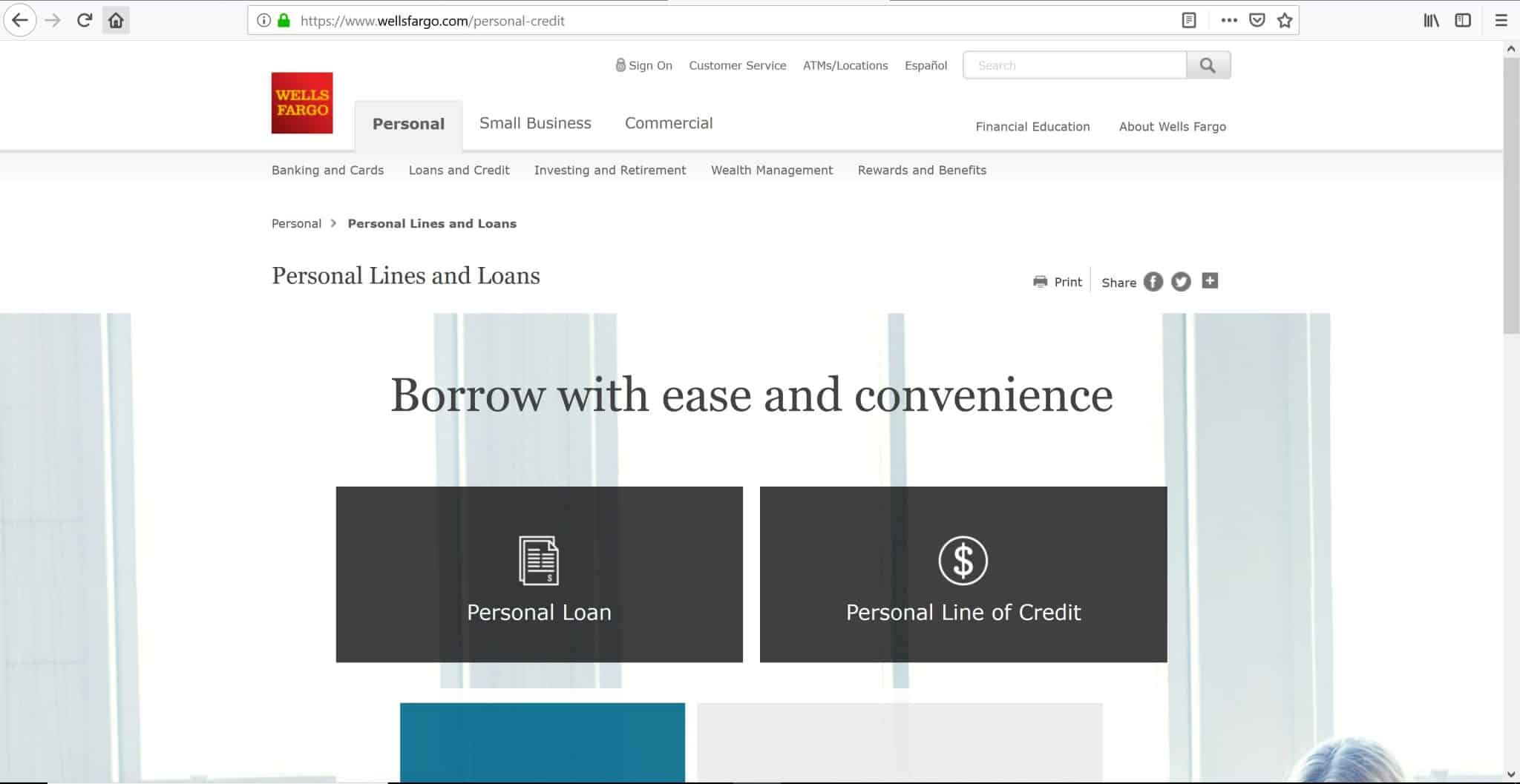 Wells Fargo Personal Loan Review Rates Options And Public