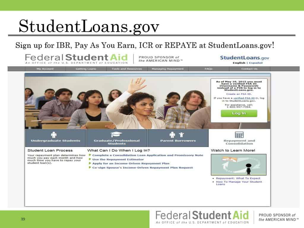Government Student Loan