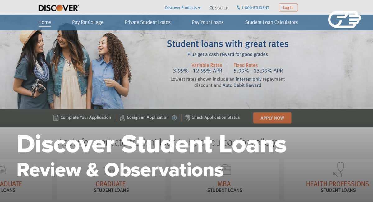 Discover Student Loan